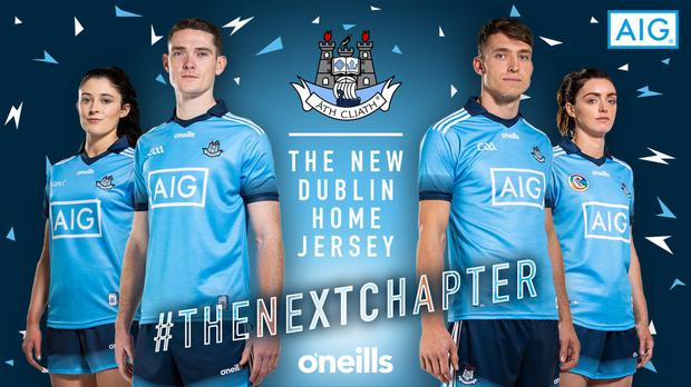 Image result for dublin gaa new jersey
