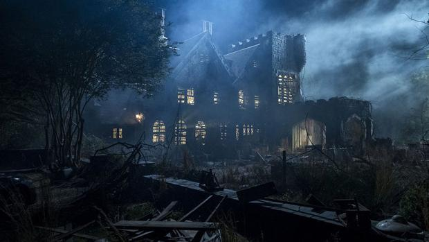 The Haunting of Hill House, on Netflix from Friday October 12