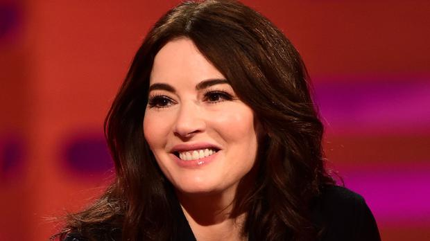 Nigella Lawson: I'm not very good at alcohol – it makes me anxious (Ian West/PA)