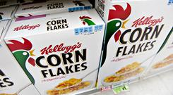 The main Irish arm of Kellogg recorded pre-tax losses of €102m last year. Photo: Daniel Acker/Bloomberg via Getty Images