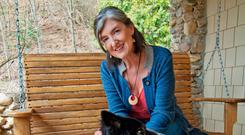 Bad chemistry: Kingsolver has written about the dark side of motherhood before. Picture by David Wood