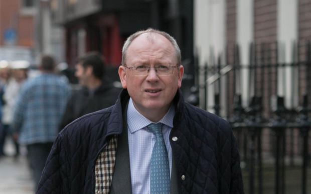 'Lack of respect': Permanent TSB chief executive Jeremy Masding. Picture: Collins