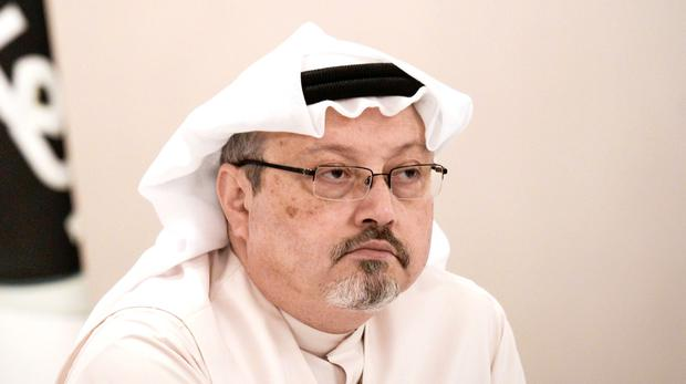 Missing: Jamal Khashoggi is believed to have been murdered. Photo: AFP