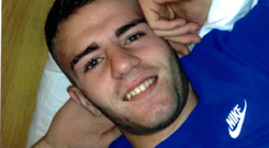 Gardaí are seeking assistance in tracing the whereabouts of 20-year-old Blake Lawlor.