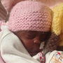 Rahma Musa was born with Edward's Syndrome.