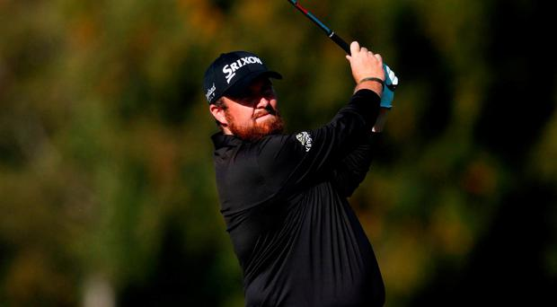 Watch: Shane Lowry sinks incredible hole-in-one at the British Masters while two other Irishmen are also pulling off amazing shots