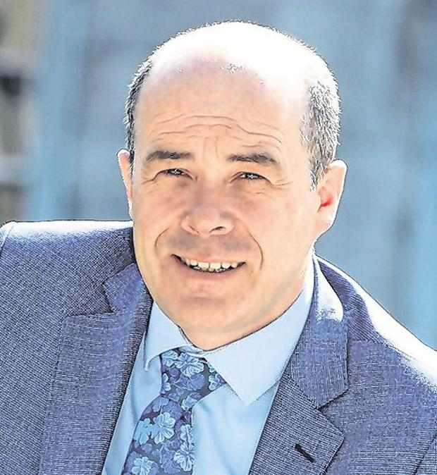 Controversy: Former minister Denis Naughten. Photo: Tom Burke