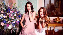 Stylish rescue: Coast's fashions have been snapped up by UK retailer Karen Millen