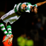 Dan Carr celebrates after scoring the winner for Shamrock Rovers at Richmond Park. Photo: Ben McShane/Sportsfile