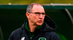 'These games are about O'Neill showing that he retains the ability to galvanise the group and deliver a performance.' Photo by Stephen McCarthy/Sportsfile