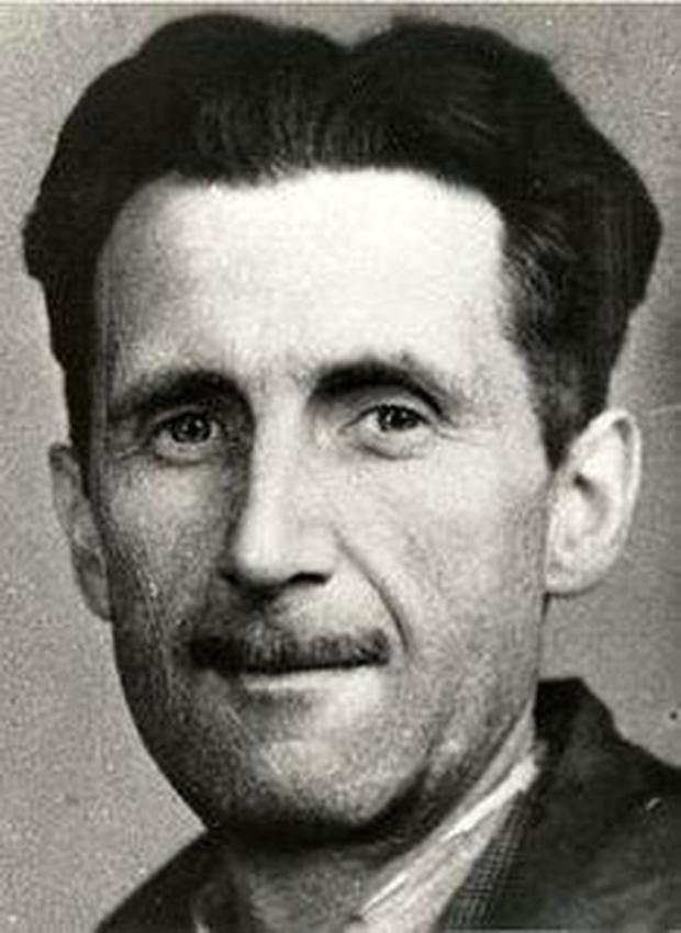 AUTUMNAL SIMILE: George Orwell wrote glowingly of the current season
