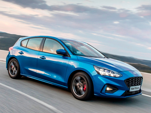 Ford Still Has Star In Focus Independent Ie