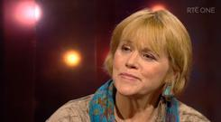 Samantha Markle on The Ray D'Arcy Show