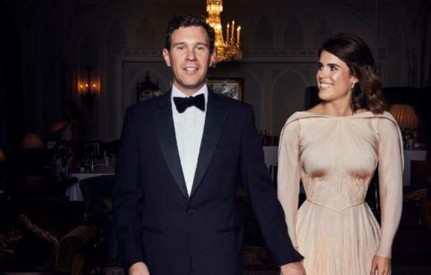 Princess Eugenie Wedding.Royal Wedding Eugenie S Second Tier Royal Nuptials Gets Full