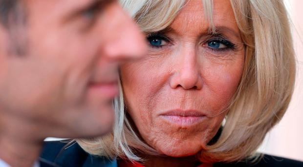 Even Brigitte fed up with 'arrogant' Macron - book