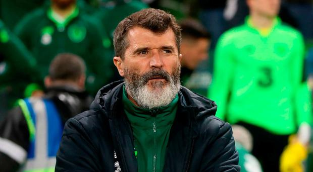 WATCH: Roy Keane insists his reputation as the bad cop in the Ireland dressing room is misplaced