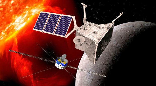 European spacecraft to blast off on mission to Mercury