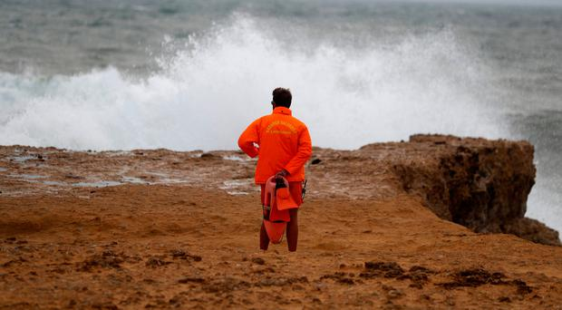Dozens injured as Portugal hit by 170kmh wind gusts