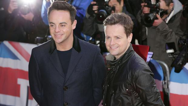 The 42-year-old, one half of TV duo Ant and Dec, confirmed in January that he and his wife were splitting (Yui Mok/PA)