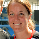 Casey Stoney was the keynote speaker at the event