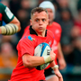 Michael Lowry of Ulster charges upfield during the Champions Cup match between Ulster Rugby and Leicester Tigers. Photo: David Rogers/Getty Images