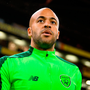 FOCUS: Darren Randolph. Photo: Stephen McCarthy/Sportsfile