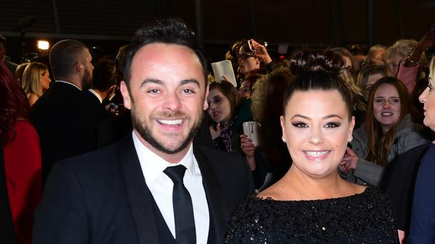 Ant McPartlin granted divorce from Lisa Armstrong