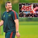 Racing 92 have paid tribute to Anthony Foley, two years since his passing