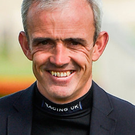 Jockey Ruby Walsh. Photo: Sportsfile