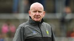Donegal manager Declan Bonner. Photo: Sportsfile