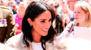 Tanya Sweeney has some sound advice for Meghan Markle, who is expecting her first child in spring. Photo: Chris Jackson/Getty Images