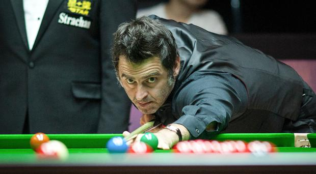 Ronnie O'Sullivan has defended his scathing criticism of the English Open venue. Photo: VCG/VCG via Getty Images