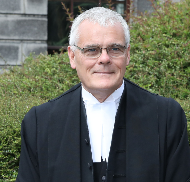 Proposal: Judge Charles Meenan has called for urgent action. Picture: Collins