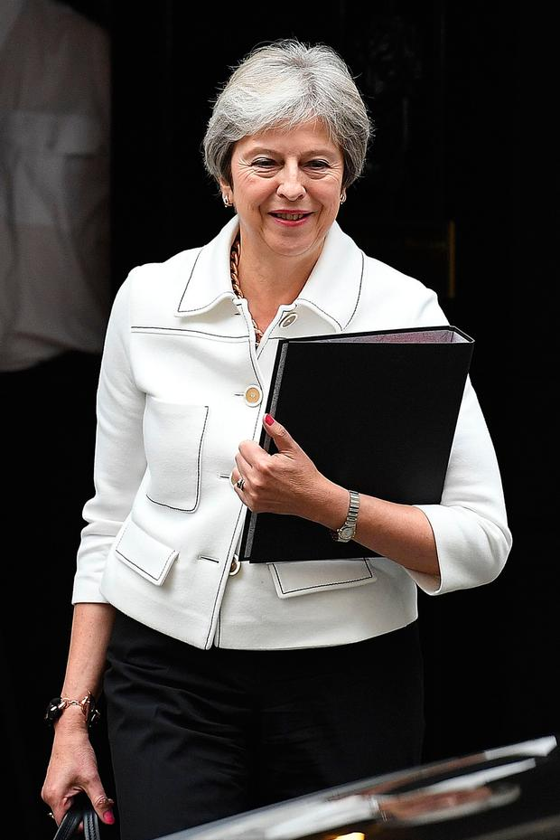 British Prime Minister Theresa May 'still has work to do'. Picture: Getty