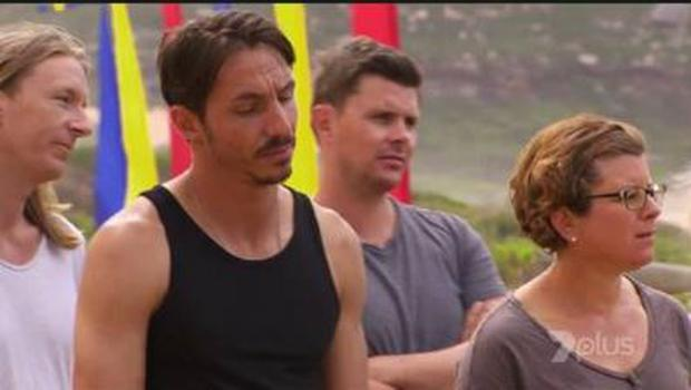 Keiren Noonan on Channel 7's Home and Away