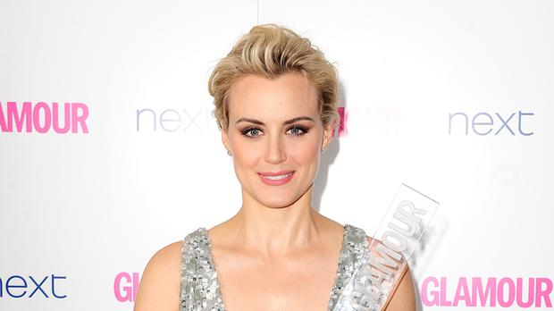 Taylor Schilling is one of the stars of Orange Is The New Black (PA)