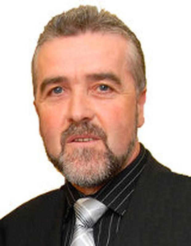 Debate: Cllr Gerry Flynn said Peter Casey comments were 'fair'