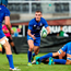 10 August 2018; Nick McCarthy of Leinster during the Pre-Season Friendly match between Montauban and Leinster at Stade Sapiac, in Montauban, France. Photo by Manuel Blondeau/Sportsfile