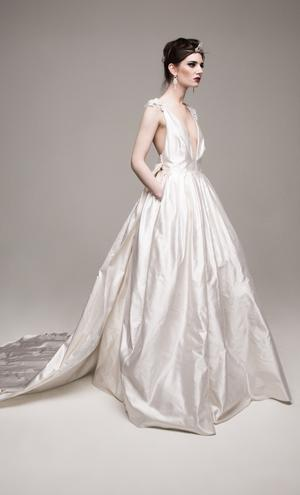 Irish Wedding Dress.I Could See How Brides Would Be Pulling Their Hair Out Irish
