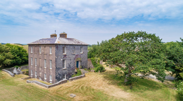 Ballywilliam House
