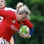 Munster's Niamh Briggs. Photo: INPHO