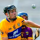 Clare's Tony Kelly. Photo: Brendan Moran/Sportsfile