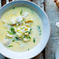 I always have my 'rosemary Clodagh bread' with this chowder