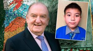 Newstalk presenter George Hook has doubled down on a controversial tweet about deportation case of Eric Zhi Ying Xue