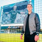 Former Manchester City goalkeeper Joe Hart. Photo: PA