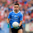 Eoin Murchan was in action for Dublin against the Underdogs. Photo by Ray McManus/Sportsfile