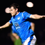 19 October 2018; John Kavanagh of Finn Harps celebrates after scoring his side's first goal during the SSE Airtricity League Promotion / Relegation Play-off Series 2nd leg match between Finn Harps and Drogheda United at Finn Park in Ballybofey, Co Donegal. Photo by Oliver McVeigh/Sportsfile