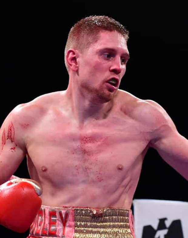'I finished it off on my feet moving and boxing. I need experiences like that to become a world champion' – Quigley