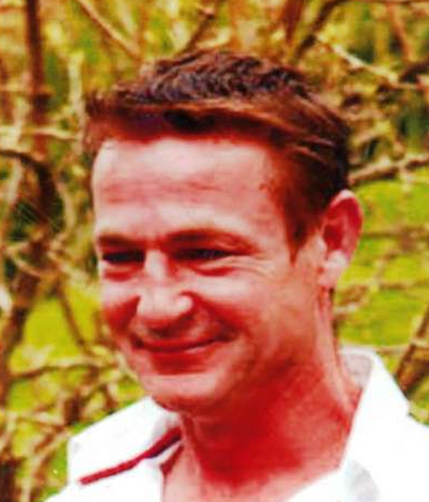 James O'Gorman is missing from his home in New Ross, Co Wexford.