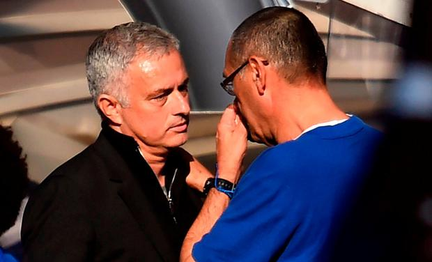 Mourinho accepts apology from Chelsea assistant coach
